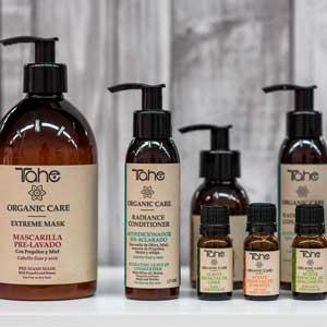 En Andrea Monsalve Estilistas utilizamos productos organicos